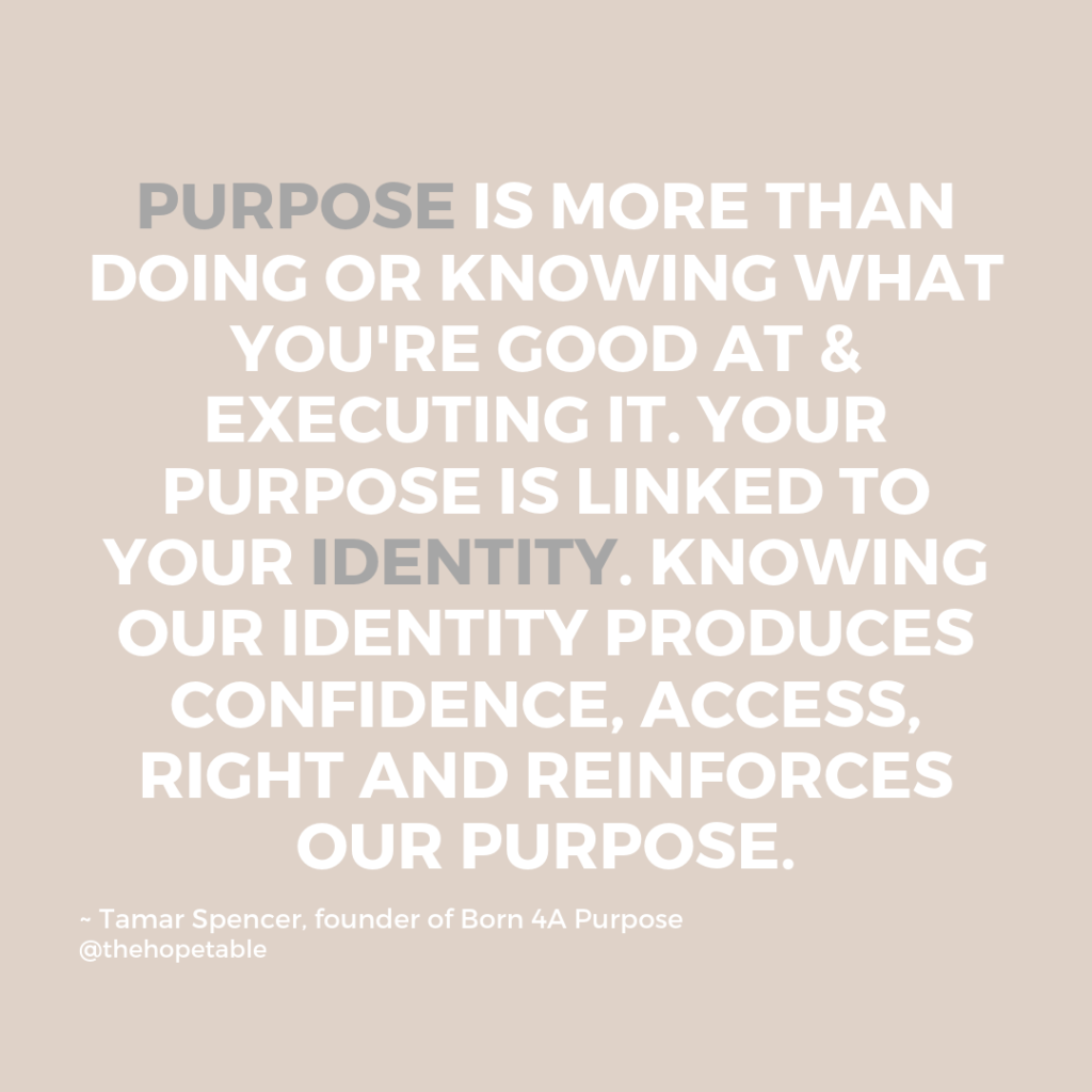 You were born for a purpose christian quote for instagram