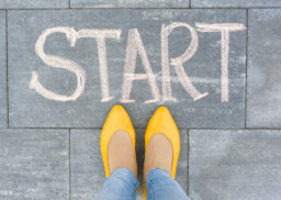 Start before you are ready. Quote for Christian business women