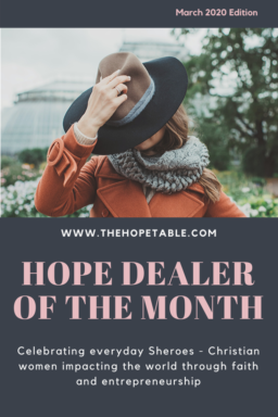 Hope Dealer of the month